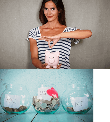 אמצעים לחיסכון בכסף