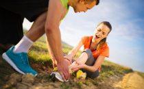 תלמידת תיכון נפצעה במהלך ריצה