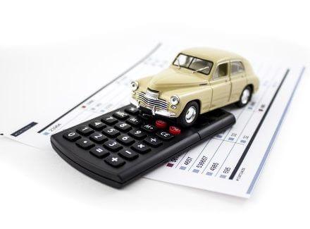 תמונה של רכב יד שנייה ומחשבון לחישוב ערך הרכב