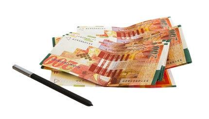 כסף שנחסך בקופות גמל
