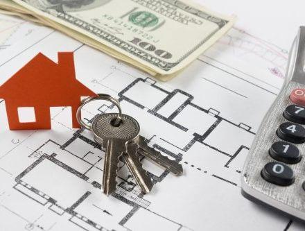 תוכניות של נכס מסחרי