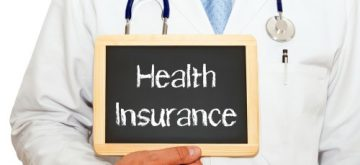 שלט של ביטוח בריאות