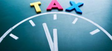מד של תשלום מיסים