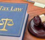 ספר של חוקי מיסים