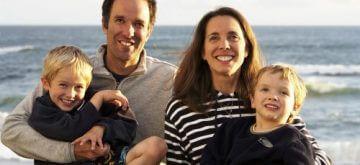 משפחה מבוטחת בביטוח חיים
