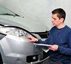 רכב שעובר תיקון במוסך במסגרת ביטוח מקיף