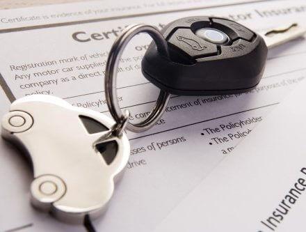 פוליסת ביטוח כולל גניבה ומפתחות לרכב שכור