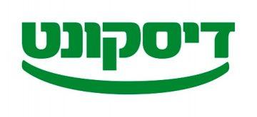 לוגו של בנק דיסקונט