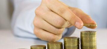 מגדלים בגודל עולה של מטבעות