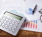מחשבון וגרפים של משכנתא