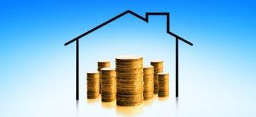 בית עם כסף שנחסך כמשכנתא