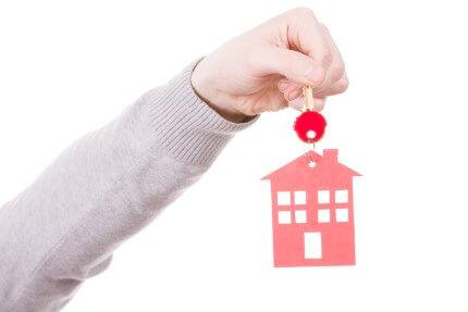 מפתחות לבית שעבר שיפוץ באמצעות הלוואת משכנתא