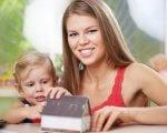 עולה חדשה עם הילד שלה אחרי שקיבלה הלואוה