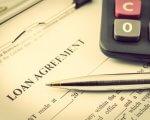 טפסי הלוואה לחתימה