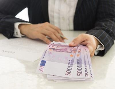סכום כסף שניתן כהלוואה לעסק