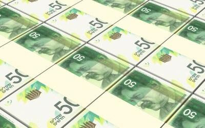 כסף שניתן כהלוואה לעסקים מהקרן לעסקים קטנים