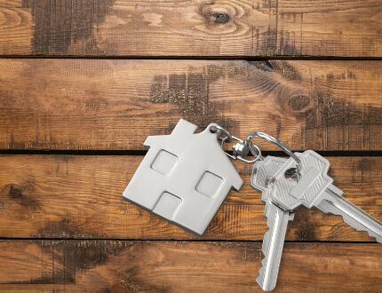 מפתח כניסה לבית של מחיר למשתכן