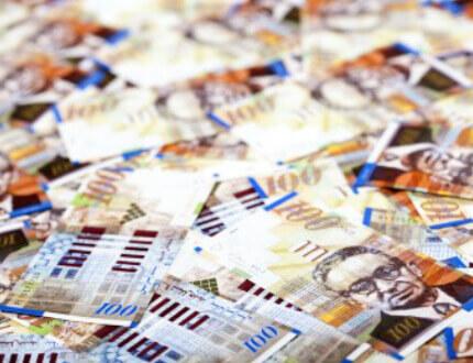 שטרות כסף ישראלי