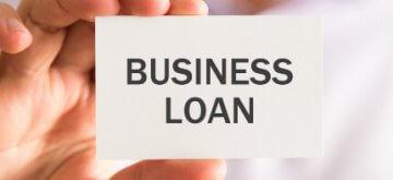 שלט הלוואות לעסקים