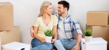 זוג צעיר בשיכון ובינוי מחיר למשתכן