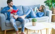 זוג צעיר בדירה של מחיר למשתכן אילת